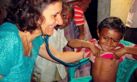 Von Studentin entwickelte Röntgen-Software findet Anwendung in Indien