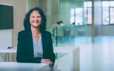 Interview mit Prorektorin Ruth Fleuchaus