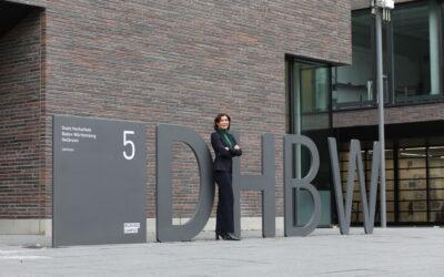 Wiederwahl von Prof. Dr. Nicole Graf als Rektorin der DHBW Heilbronn