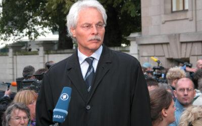 Very Impressive People: Thomas Roth – Ein Mahner für den Frieden mit beeindruckender Journalistenkarriere