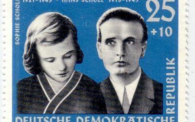 Very Impressive People: Die Widerstandskämpfer Hans und Sophie Scholl – Sie bewahrten den Deutschen einen kleinen Rest Würde in dunklen Zeiten