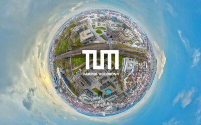 Entdecke den TUM Campus Heilbronn in 360°