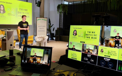 Digitale Kollaboration und Unternehmergeist