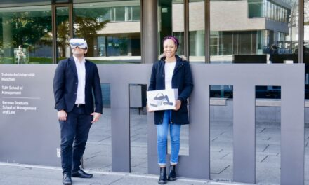 The New Campus Life Means New Technology for New Situations – How Virtual Reality Enhances Studying at TUM Campus Heilbronn
