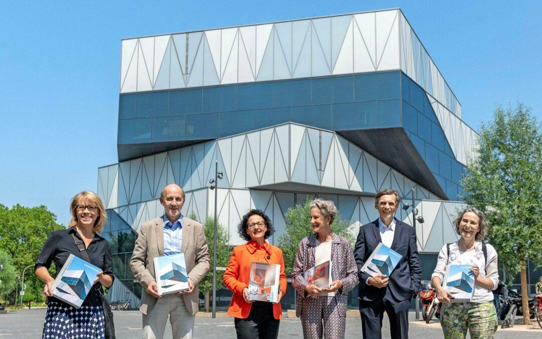 Die Heilbronner Experimenta hat ein eigenes Buch