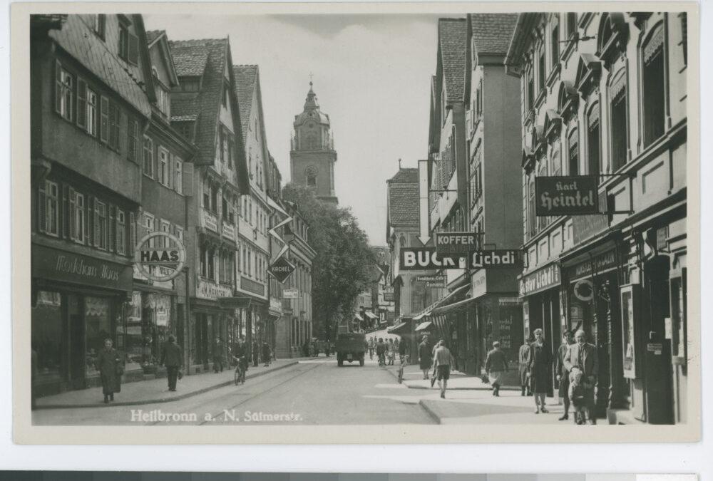 Heilbronn auf den 2. Blick – Die Fotoparade aus der Wissensstadt (25): Zeitreise (6)