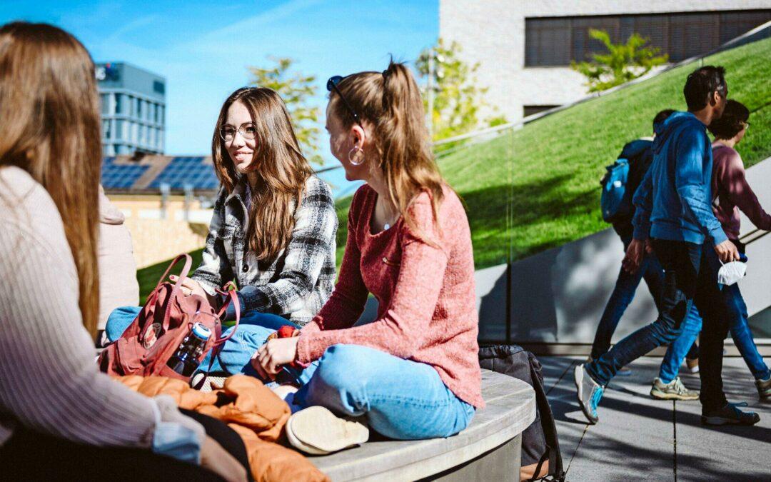 Das Leben kehrt auf den Heilbronner Bildungscampus zurück